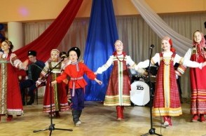 Концерт в честь 295 летия города Перми