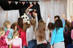 Приключения пиратки Мэри.