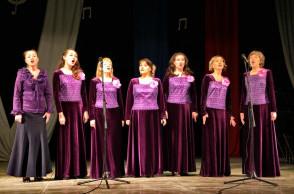 VII Открытый городской фестиваль-конкурс хоров
