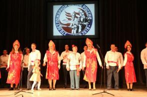 Смотр-конкурс художественной самодеятельности, посвящённый 370-летнему юбилею пожарной охраны России