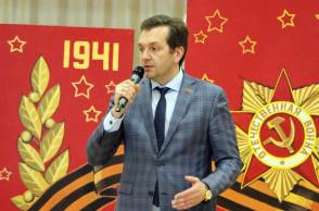 Торжественный прием депутата Пермской городской думы Арсена Болквадзе в честь Дня Победы в Великой Отечественной Войне