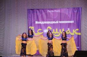 Студия восточного танца «Нузар»
